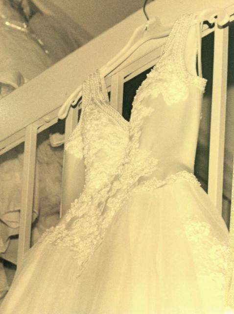 My Son in a Wedding Dress