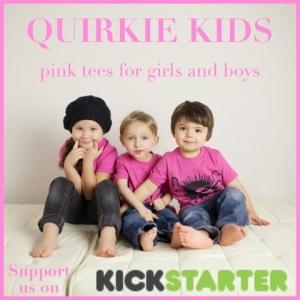 Quirkie Kids Kickstarter Ad